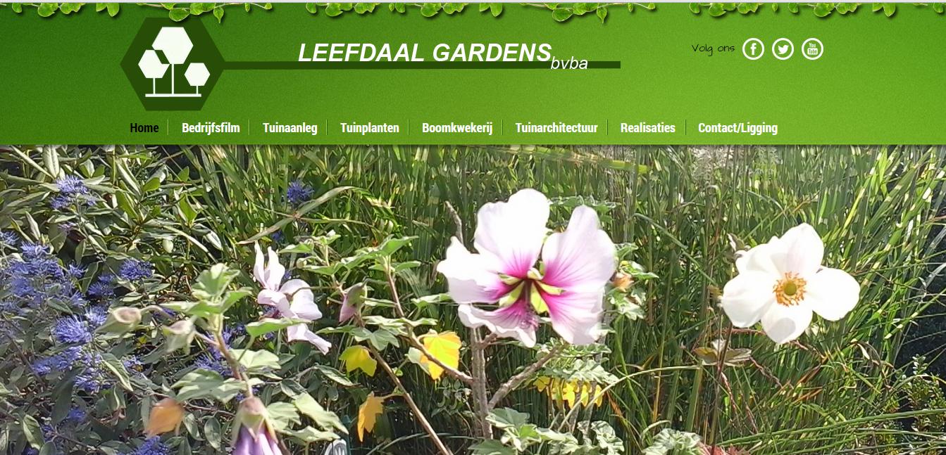 webking.be leefdaal_gardens